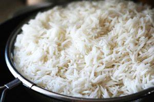 فن پخت برنج